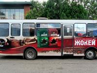 Реклама кофе Жокей